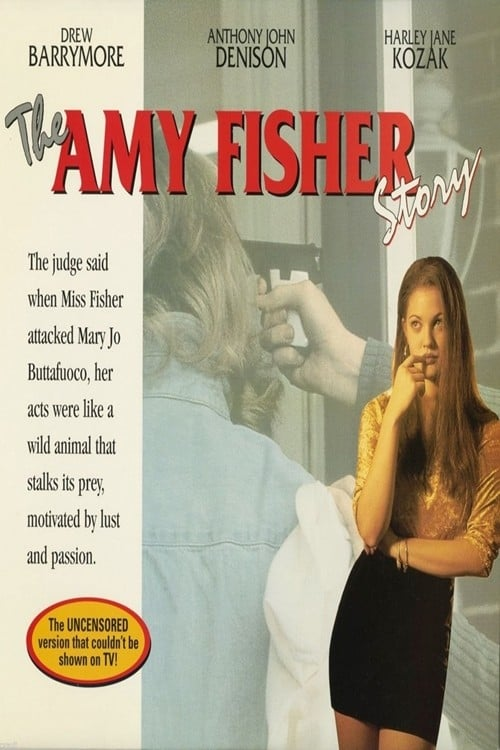 Amy Fisher: My Story (1992) Poster