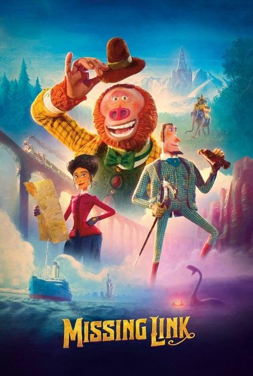 Meet Mr. Link movie poster