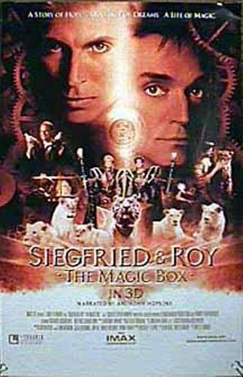 Siegfried & Roy: The Magic Box (1999) PelículA CompletA 1080p en LATINO espanol Latino