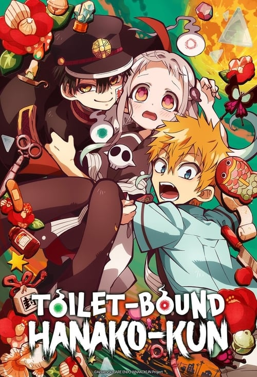 Watch Toilet-Bound Hanako-kun Online