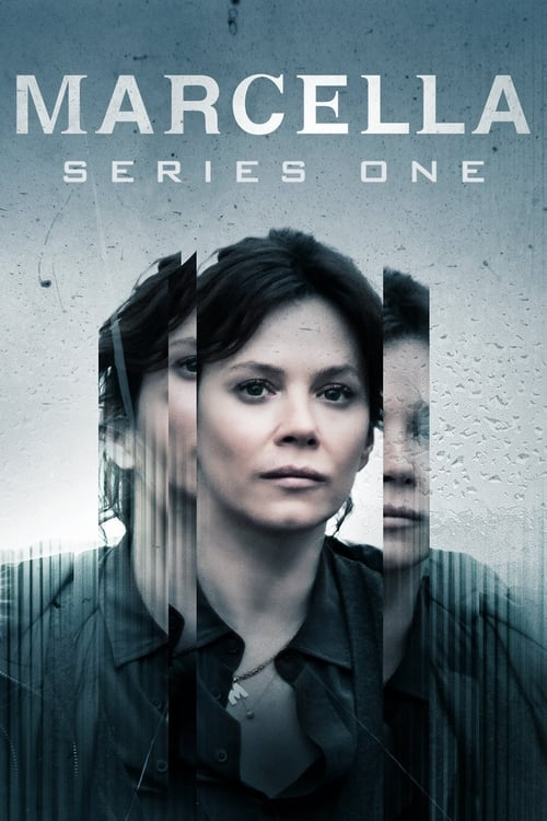 Cover of the Season 1 of Marcella