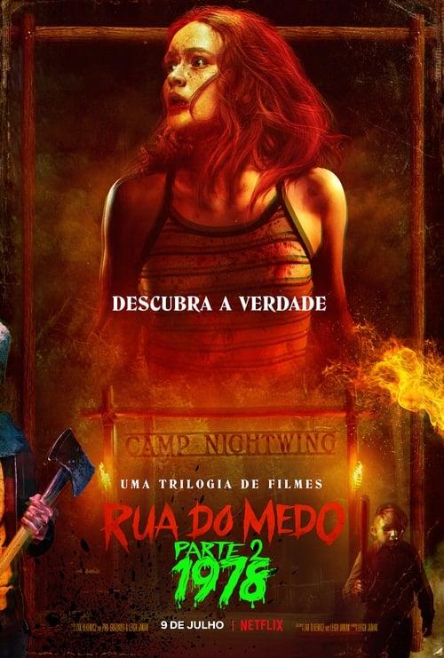 Filme Rua do Medo: 1978 - Parte 2 Dual Áudio 2021 – FULL HD 1080p
