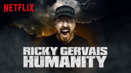 Ricky Gervais: Humanity (2018) Watch Full Movie Streaming Online