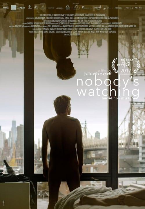 watch Nobody's Watching full movie online stream free HD