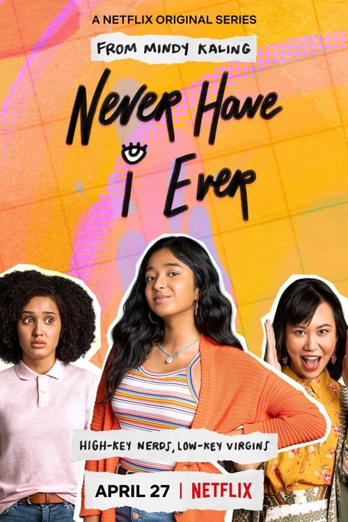 Cover of the Season 1 of Never Have I Ever