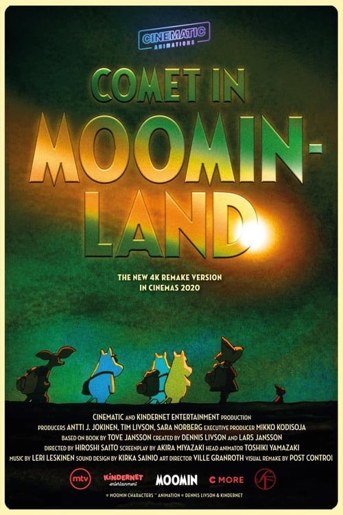 Watch Comet in Moominland Online