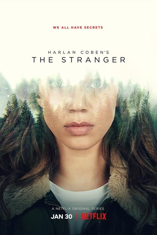 Cover of the Season 1 of The Stranger