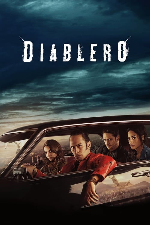 Cover of the Season 1 of Diablero