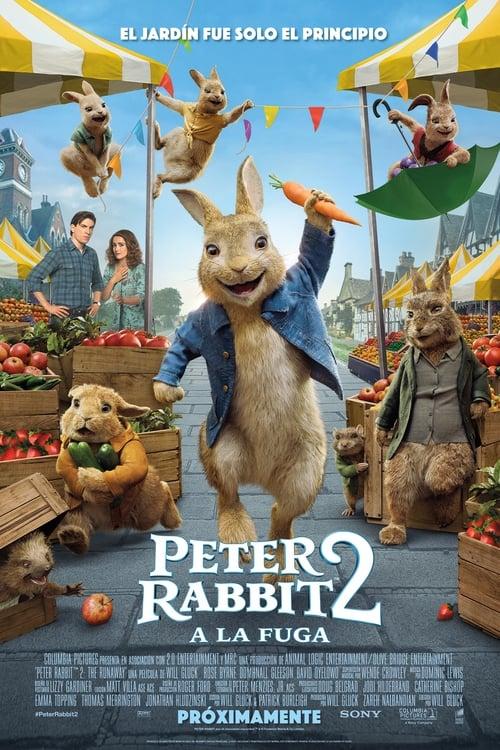 Peter Rabbit 2: A la fuga (2021) Repelisplus Ver Ahora Películas Online Gratis Completas en Español y Latino HD