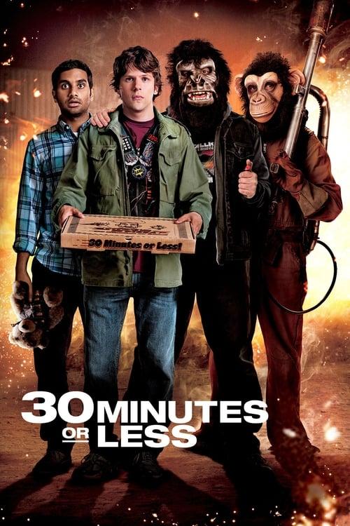 30 minút alebo menej