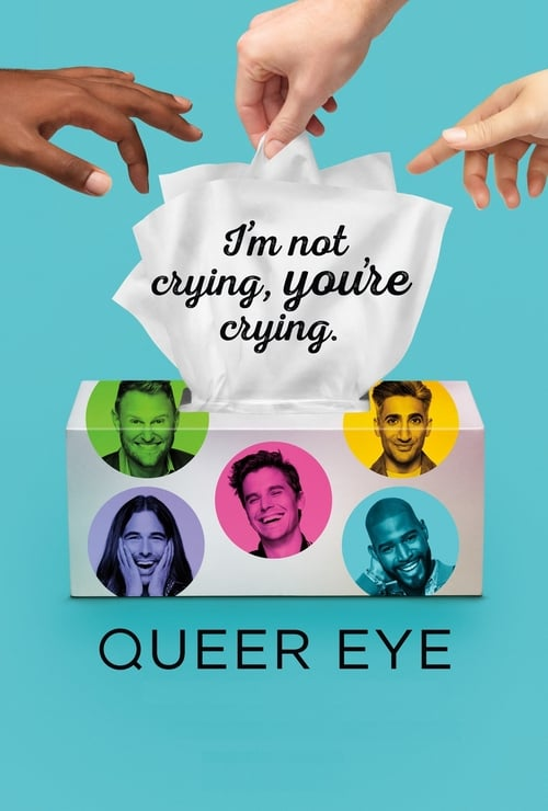 Cover of the Season 2 of Queer Eye