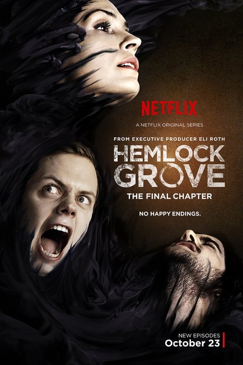 Cover of the Season 3 of Hemlock Grove