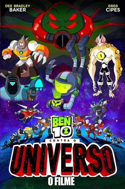 Ben 10 Contra o Universo: O Filme Dual Áudio FULL HD 1080p - Completo
