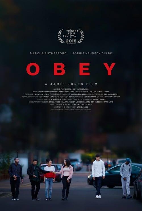 watch Obey full movie online stream free HD