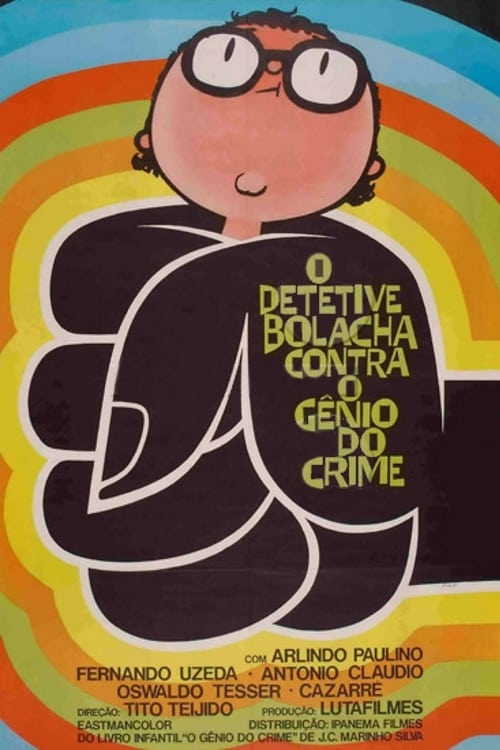 O Detetive Bolacha Contra o Gênio do Crime