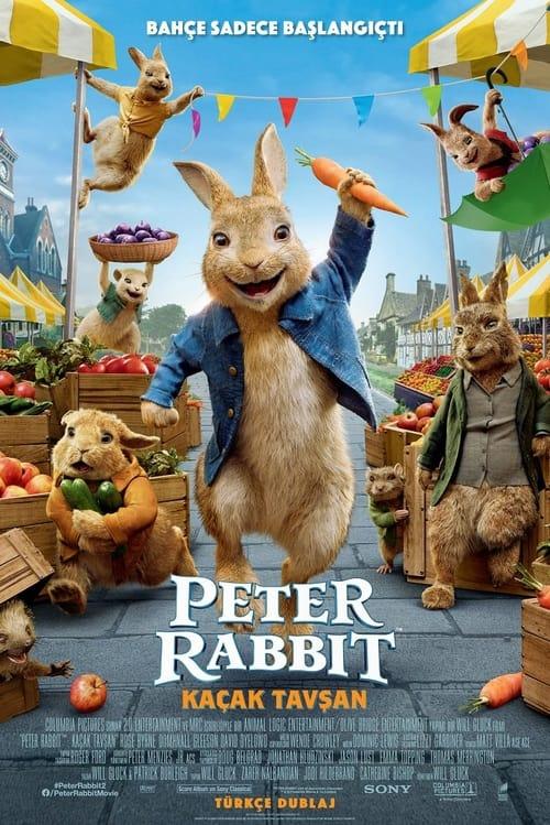 Peter Rabbit: Kaçak Tavşan
