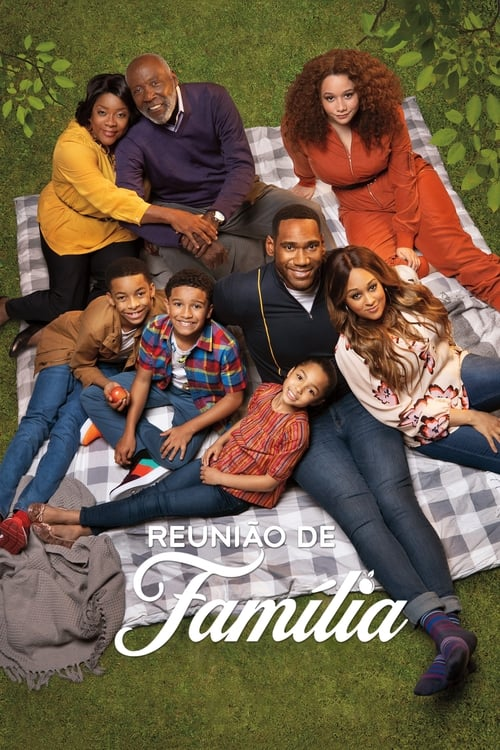 Cover of the Season 1 of Family Reunion