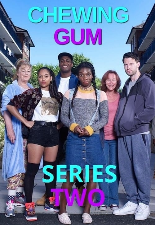 Cover of the Season 2 of Chewing Gum