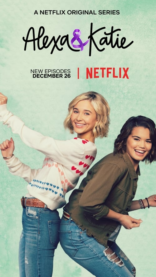 Cover of the Season 2 of Alexa & Katie