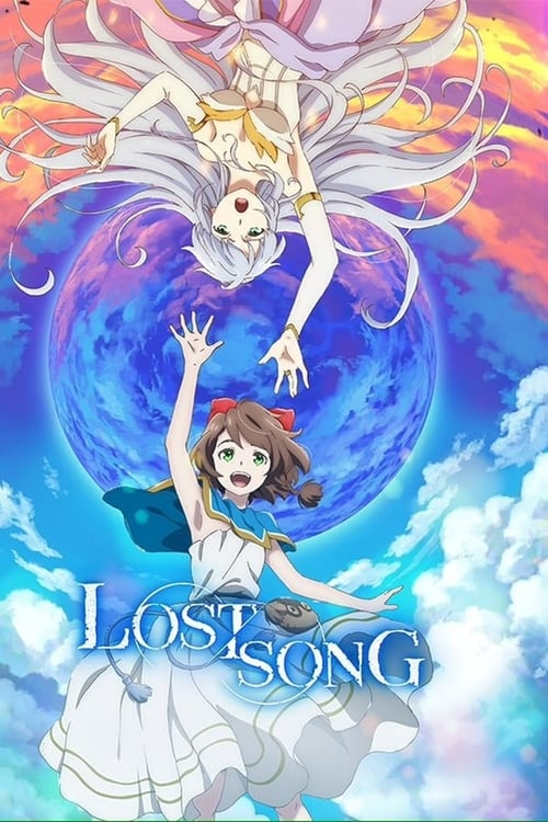 Cover of the Season 1 of Lost Song