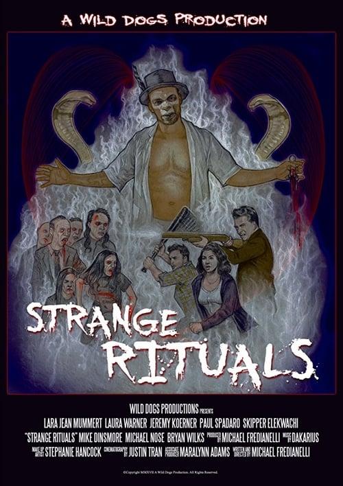 watch Strange Rituals full movie online stream free HD