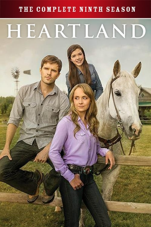 Cover of the Season 9 of Heartland