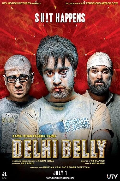 Delhi Belly (2011) หนังเต็มออนไลน์