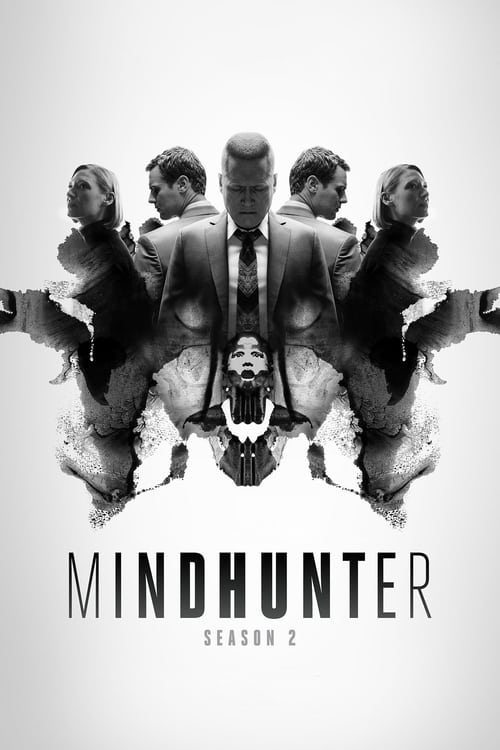 Cover of the Season 2 of Mindhunter
