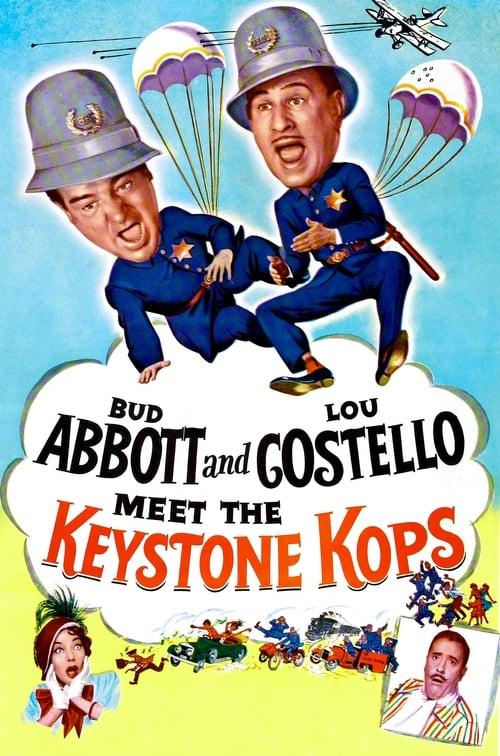 watch Abbott and Costello Meet the Keystone Kops full movie online stream free HD