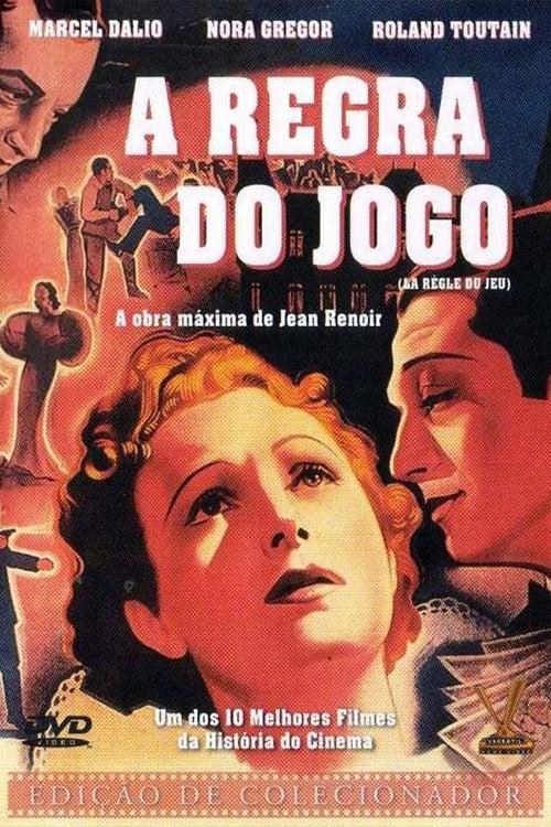 A Regra do Jogo (1939) Watch Full Movie Streaming Online