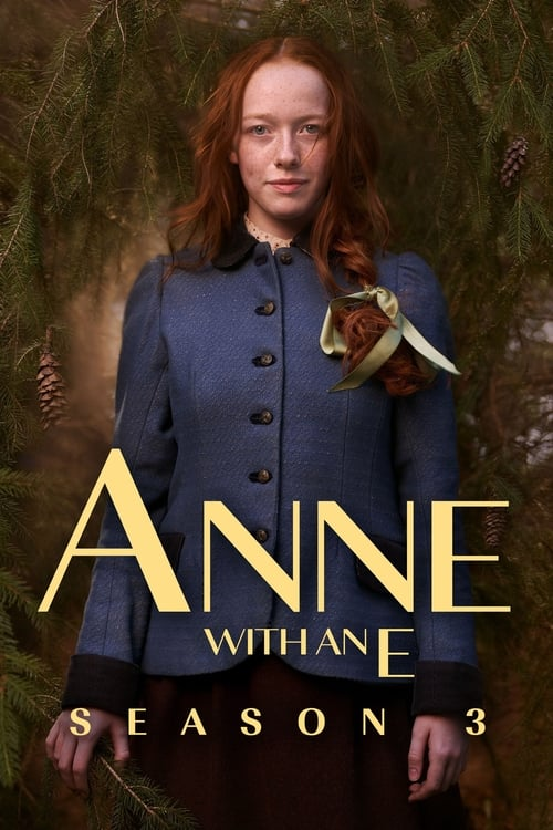 Cover of the Season 3 of Anne with an E
