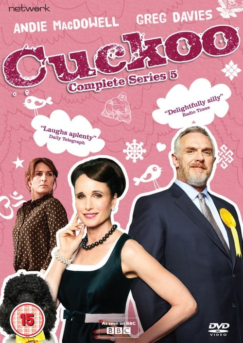 Cover of the Season 5 of Cuckoo