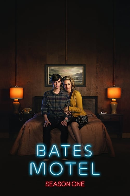 Cover of the Season 1 of Bates Motel
