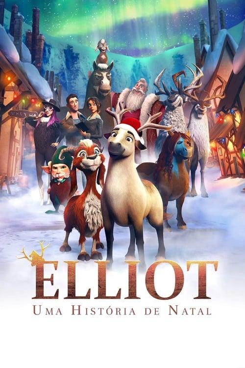 Elliot: Uma História de Natal 2020 - Dual Áudio 5.1 BluRay 1080p FULL HD