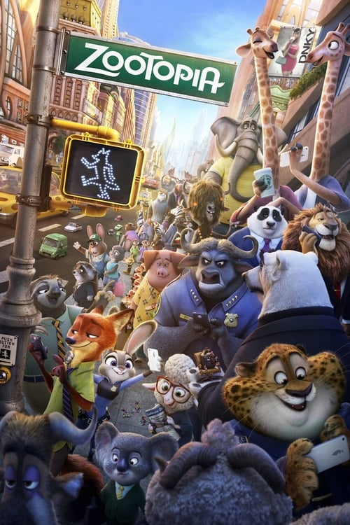 Watch Zootopia Online