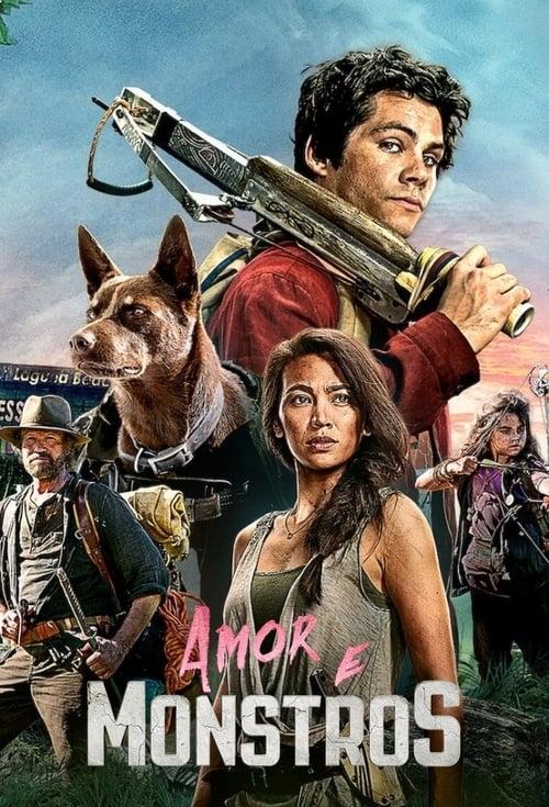 Filme Amor e Monstros Dual Áudio 2021 – FULL HD 1080p - Download
