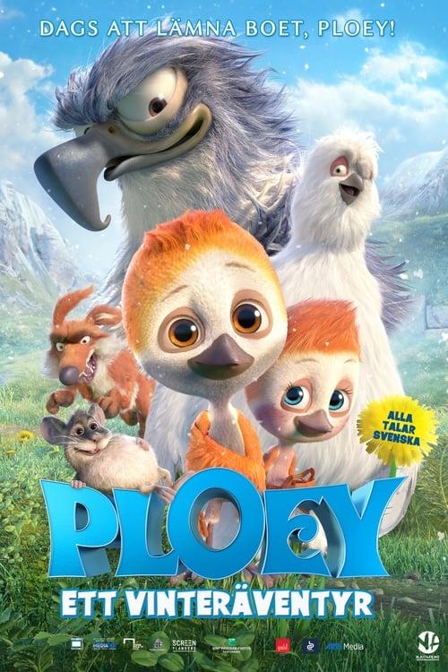Poster för Ploey - Ett vinteräventyr - Banner