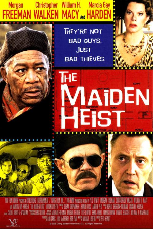 The Maiden Heist (2009) Watch Full Movie Streaming Online