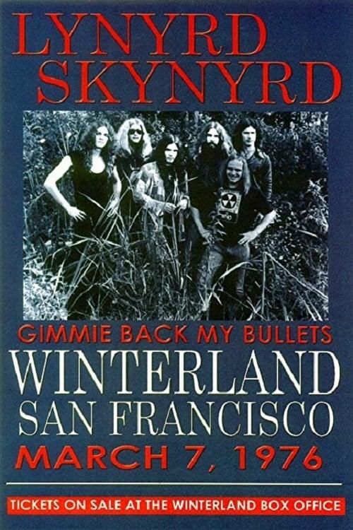 Lynyrd Skynyrd Winterland 1976 1976