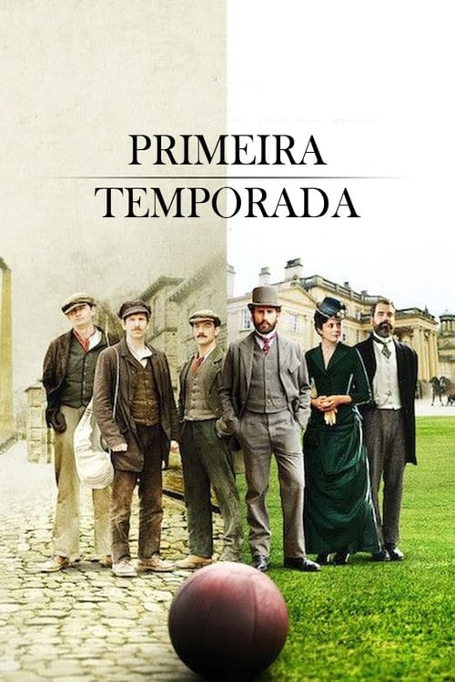 Cover of the Season 1 of The English Game