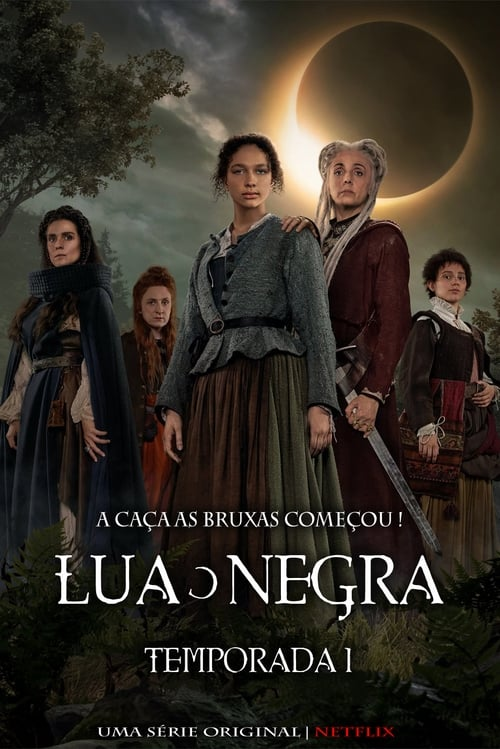 Cover of the Season 1 of Luna Nera