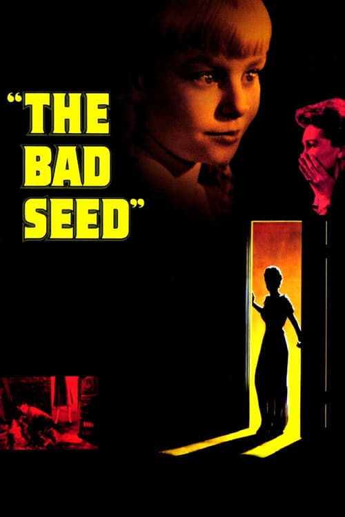 The Bad Seed (1956) Watch Full Movie Streaming Online