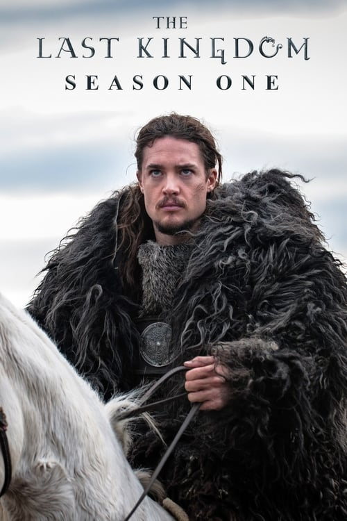 Cover of the Season 1 of The Last Kingdom