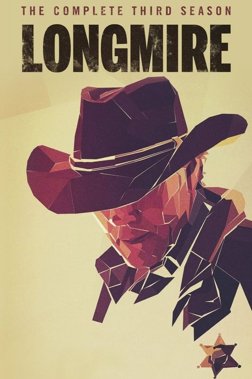 Cover of the Season 3 of Longmire