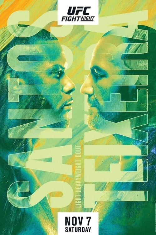UFC Fight Night 182: Santos vs. Teixeira