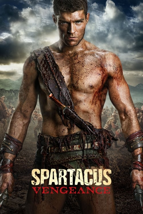 Cover of the Vengeance of Spartacus