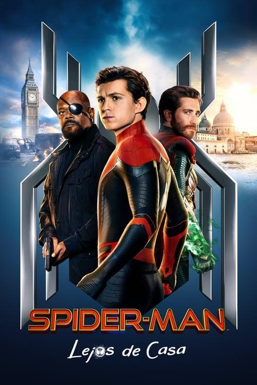 Spider-Man: Lejos de Casa (2019) Repelisplus Ver Ahora Películas Online Gratis Completas en Español y Latino HD
