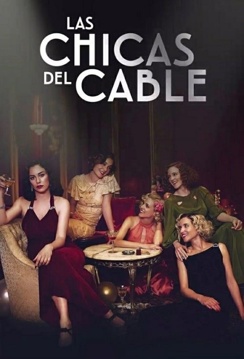 Cover of the Season 3 of Cable Girls