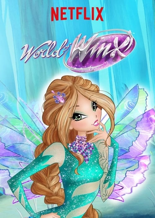 Cover of the Season 2 of World of Winx