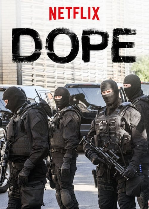 Cover of the Season 1 of Dope